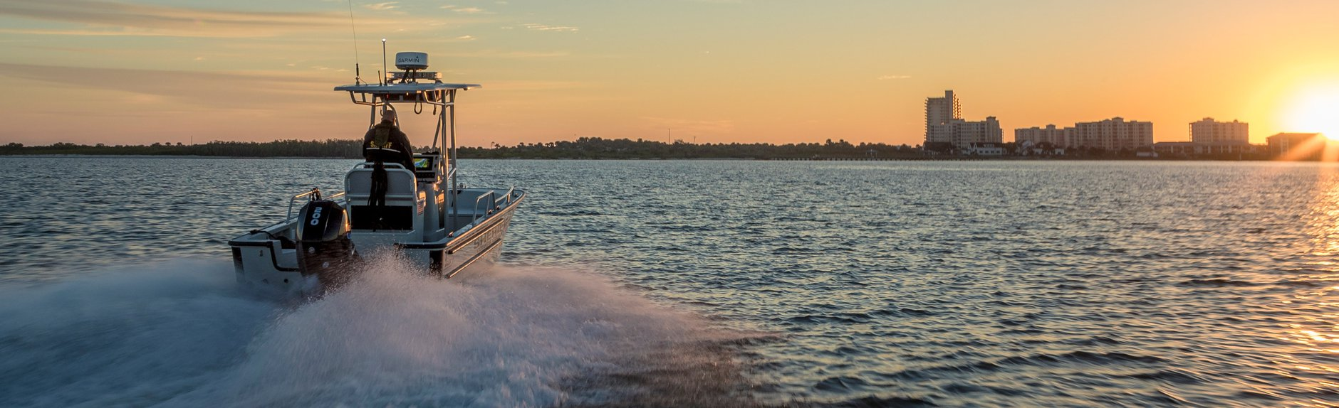 Sea Pro 200 - 300 HP Outboards