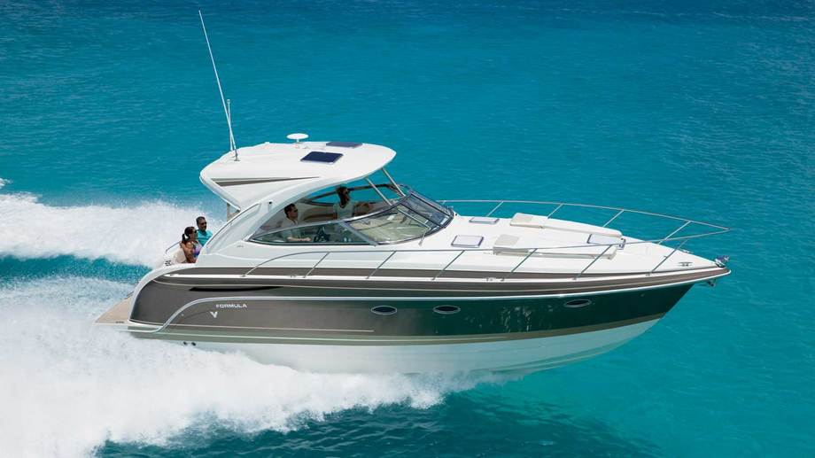 FORMULA PERFORMANCE CRUISER  boat sales naples florida amzim marine