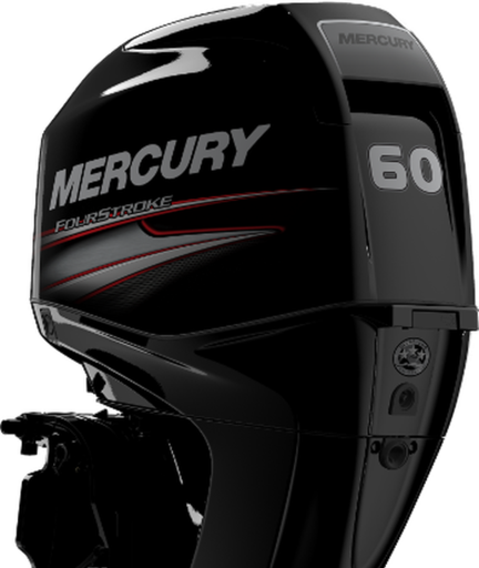 Mercury Fourstroke 30 - 60 HP Outboards